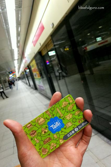 Taipei MRT Tourist Pass