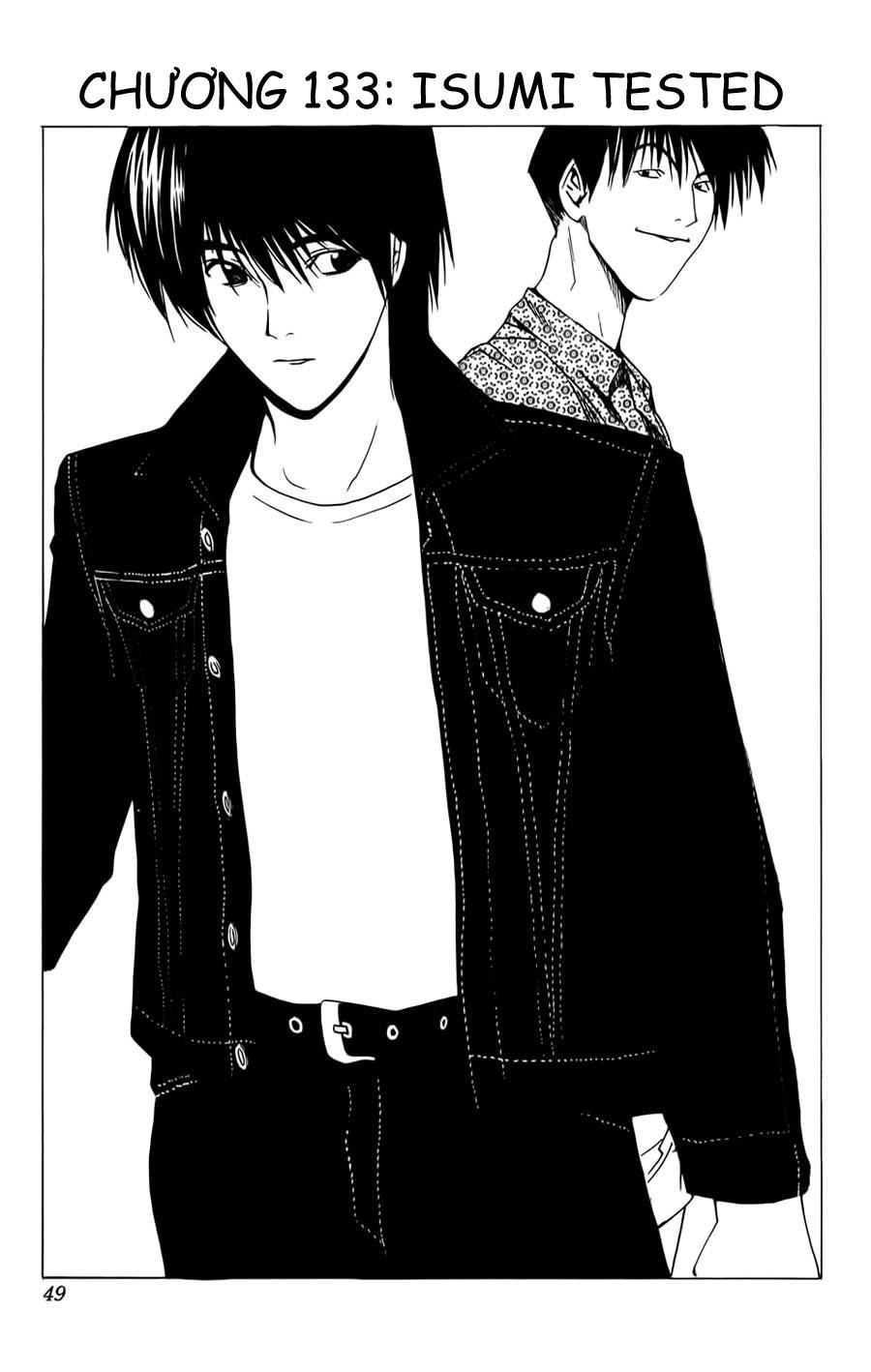 Hikaru No Go hikaru no go chap 133 trang 2