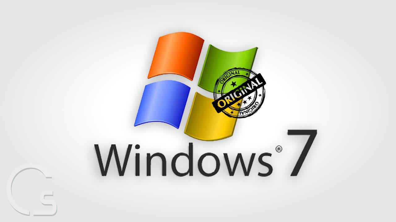 طريقة تحميل ويندوز 7 نسخة اصلية من مايكروسوفت