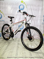 24 Inch Tranzline 300 Alloy 21 Speed Junior Mountain Bike