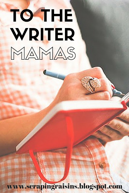 Is it possible to be a good mother AND a good writer?