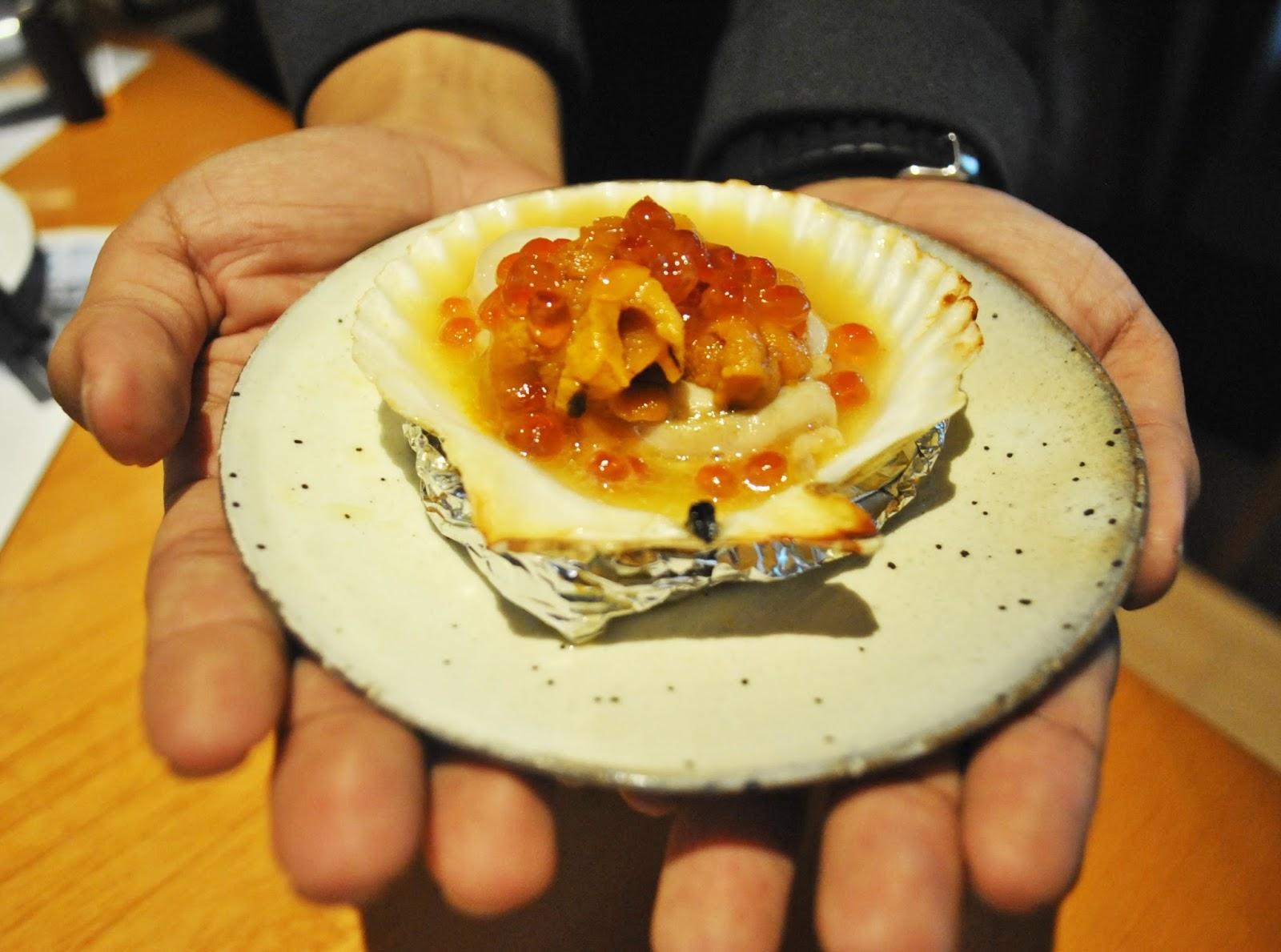 Sushi Masa - Penjaringan : Tak Terlupa Sepanjang MASA - Abalon