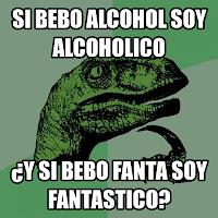 Memes y desmotivaciones, humor alcohol