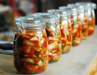 Fermentasi Kimchi