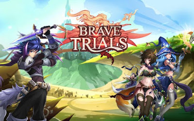 Brave Trials Apk v1.8.0 (Mod Damage)