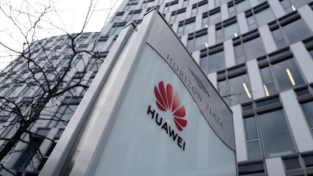 Huawei niega estar involucrada en los delitos por los cuales la acusa EE.UU.