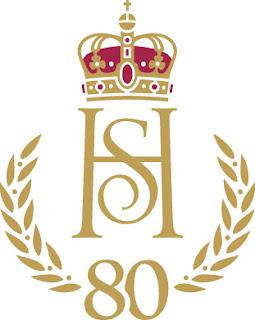 Śledź 80 urodziny norweskiej pary królewskiej razem ze Swedish Princesses Blog!