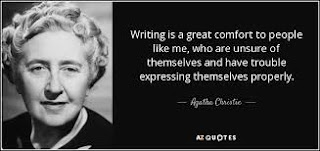 Motivational quote of the day by Agatha Christie