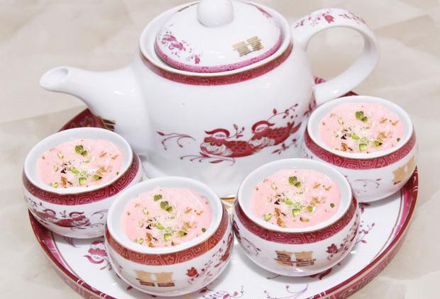 Kashmiri Chaiy Asian recipe