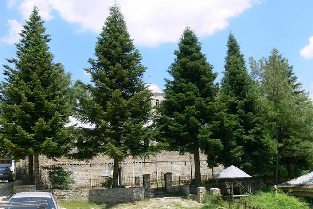 Fshati turistik i Dardhës,Korçë.