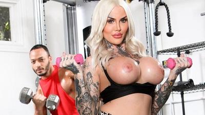 Genderx – Transsexual Fitness – Nadia Love & Dillon Diaz