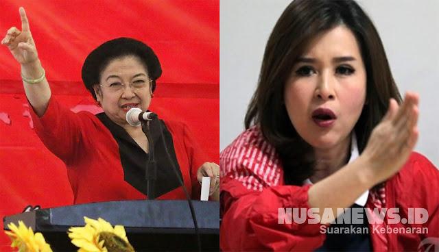 Sama-sama Dukung Jokowi, PDIP-PSI Gaduh Soal Megawati