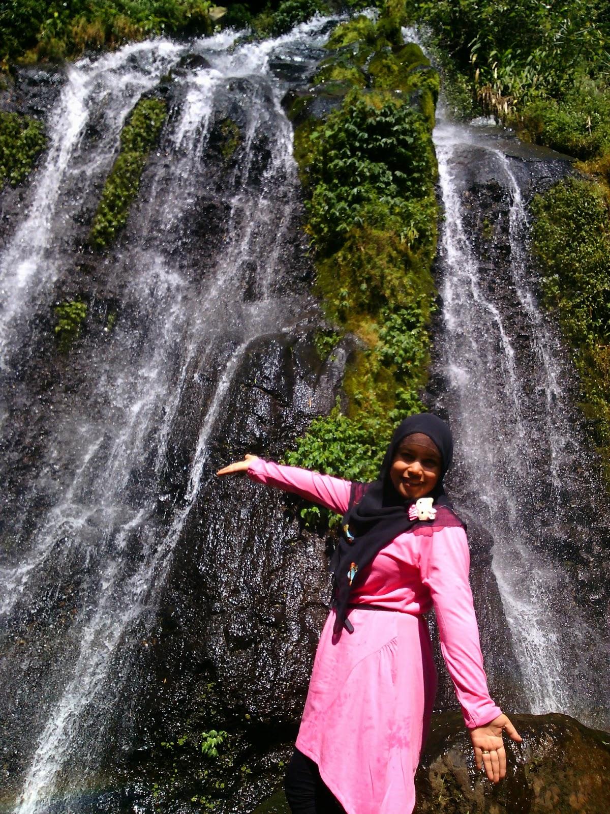 Wisata Ngawi Air Terjun Pengantin Tempat Wisata Indonesia