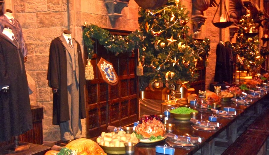Warner Bros Studio Harry Potter Tour: Hogwarts In The Snow