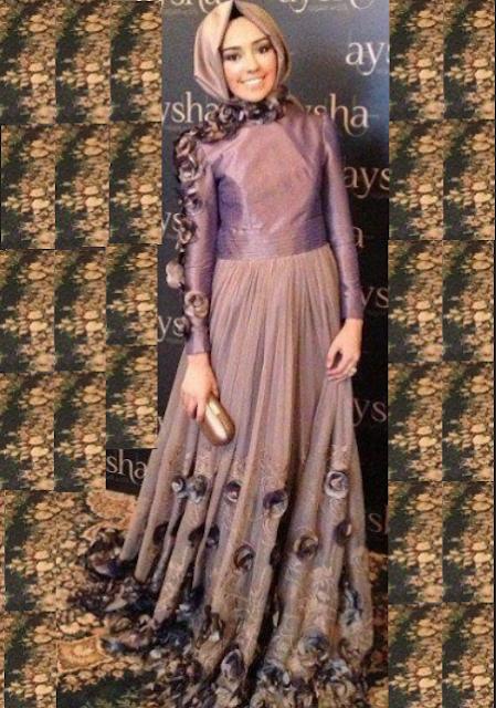 model kebaya modern modifikasi untuk hijab