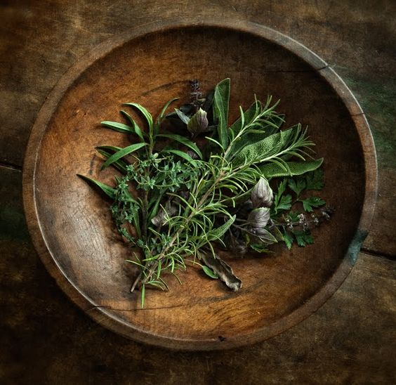 Aromatic Greek Herbs