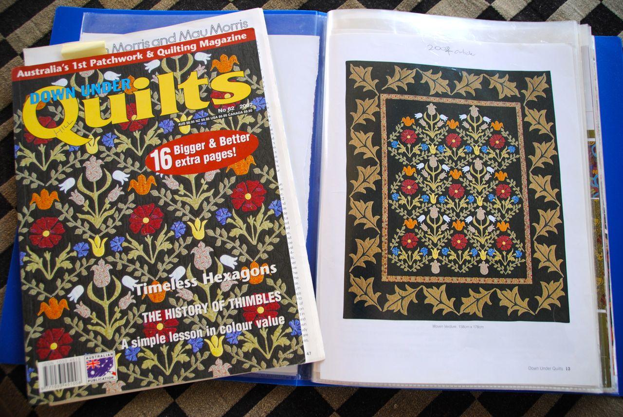 William Morris in Quilting: William Morris Quilt Two : william morris quilt patterns - Adamdwight.com