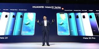 Huawei Mate 20 Series Siap Jadi Flaghship Unggulan di Pasar Indonesia