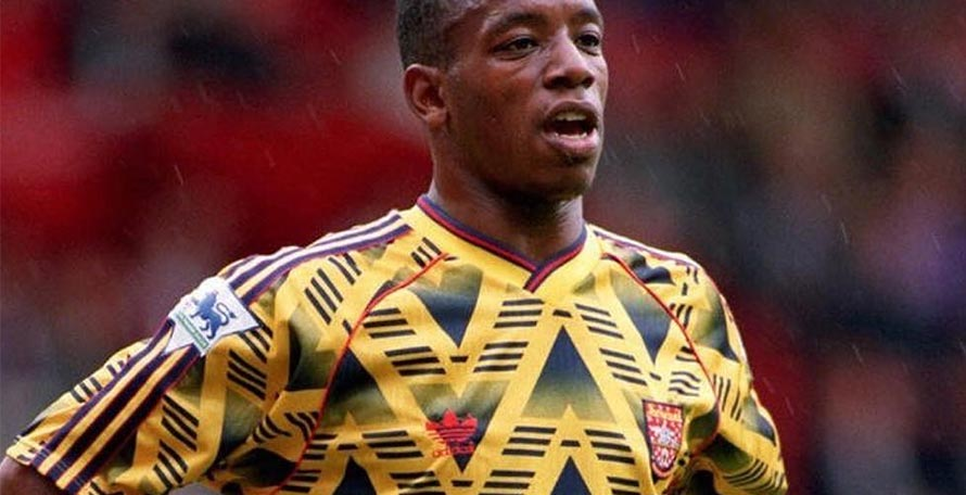 6851a51fc Update  Arsenal legend Ian Wright appears to have confirmed that Arsenal  signed a kit deal with Adidas for the 2019-20 season and beyond