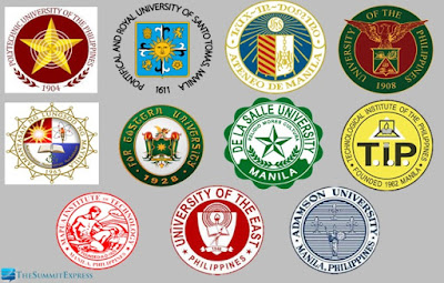 top universities philippines