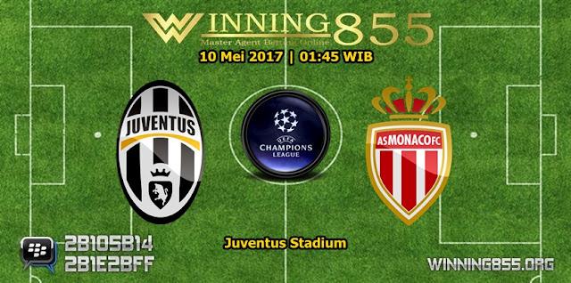 Prediksi Skor Juventus vs Monaco 10 Mei 2017