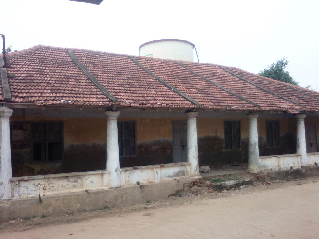 Tamilnadu Tourism Old Dutch Houses Pulicat Thiruvallur