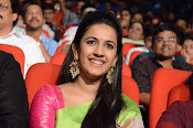 Niharika at Oka Manasu Audio function-thumbnail-1