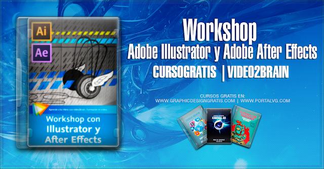 Curso video2brain: Workshop Adobe Illustrator y Adobe After Effects   GRATIS   DESCARGAR