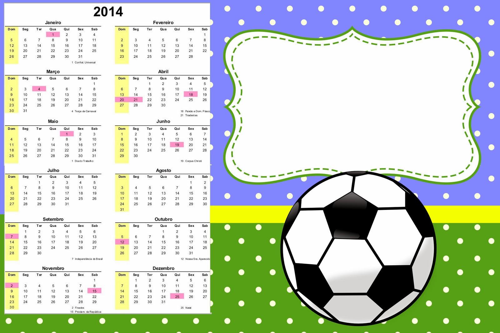 Futbol: Tarjetería para Imprimir Gratis. | Ideas y material gratis ...