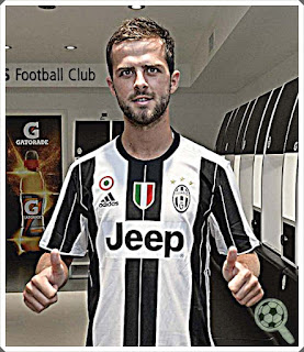 Miralen Pjanic Juventus