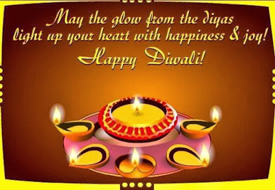 Advance Happy Diwali Wishes SMS In English