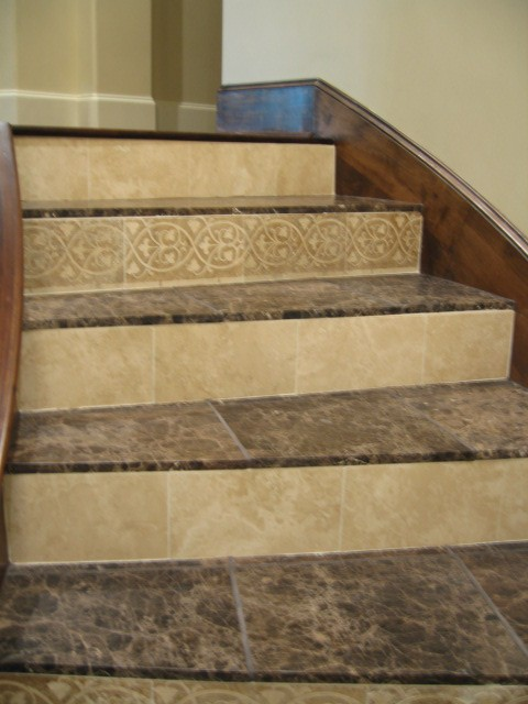 Forum  wood stairs with tile risers  DOSTEE.PK ...