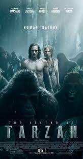 Film The Legend of Tarzan (2016) Bluray Subtitle Indonesia