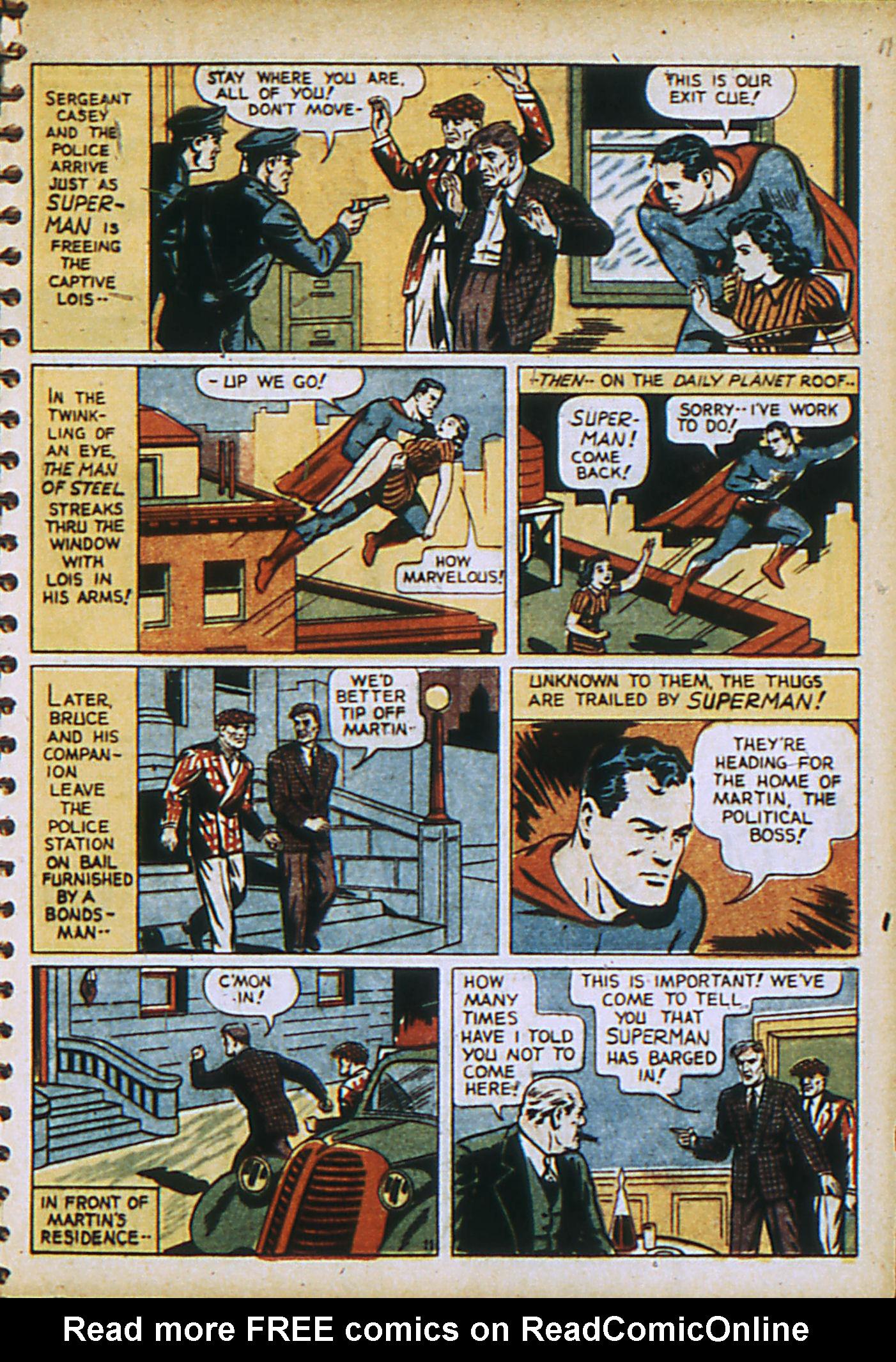 Action Comics (1938) 29 Page 13