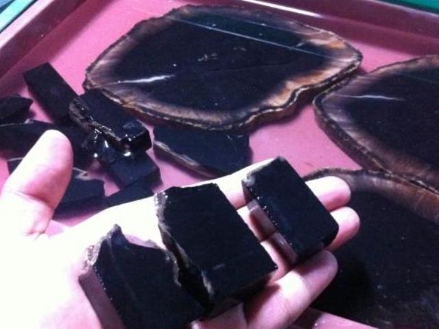 Batu Fosil Galih Kelor, mitos pohon kelor