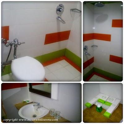Pose In Hotel Solo fasilitas kamar mandi