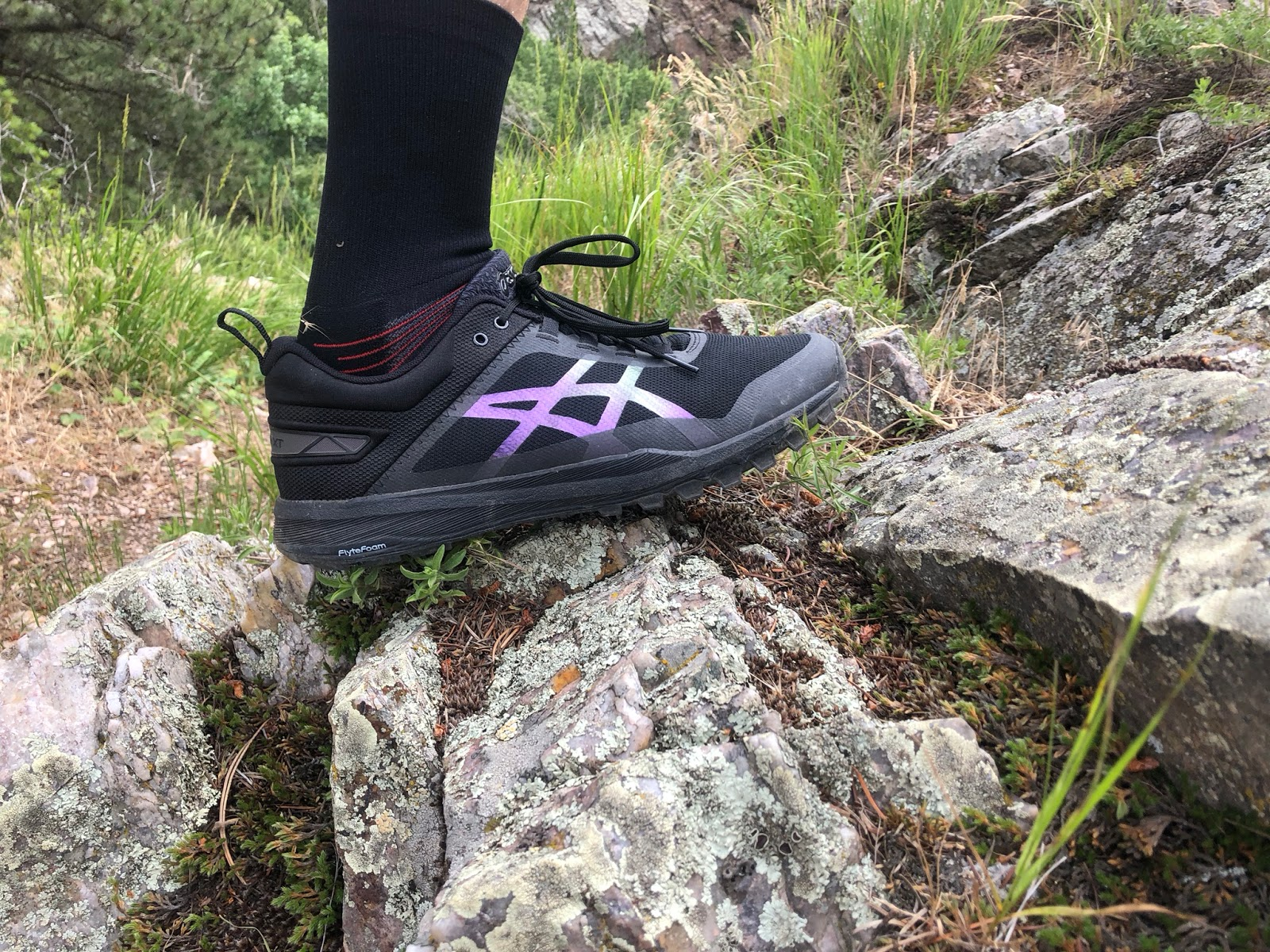 Road Trail Run: Asics Gecko XT Review - Rock Crawler Extraordinaire