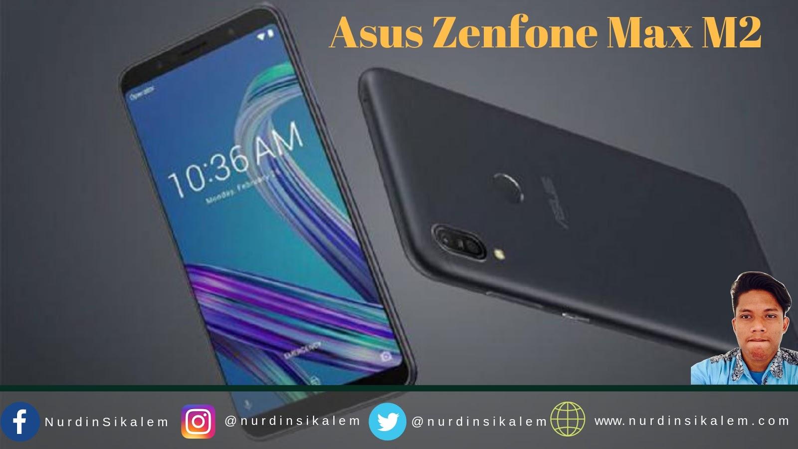 Review Asus Max M2