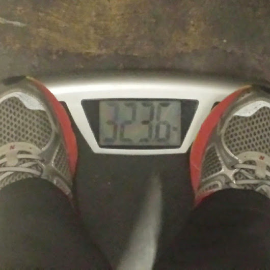 200 days, 45 pounds, and not enough blog posts...
