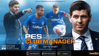 Cara mengatasi Games PES CLUB MANAGER force clouse versi terbaru