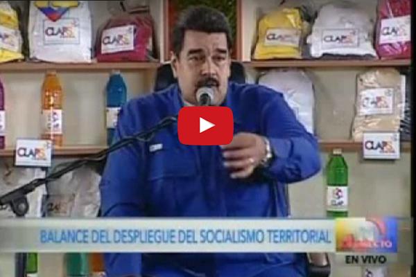 Maduro acusa a hackers por ataque a tarjetas de crédito venezolanas