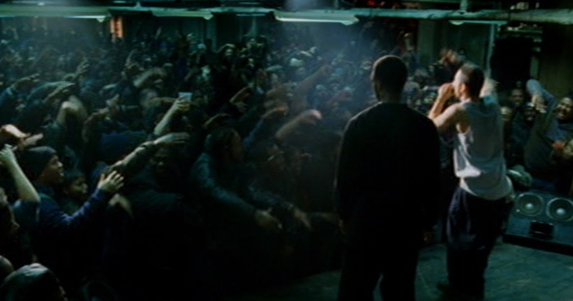 8 mile film analysis This research discusses the syntactic forms of slang expressions in the script of 8-mile film, the kind of meanings of slang expression in the script of 8-mile film.