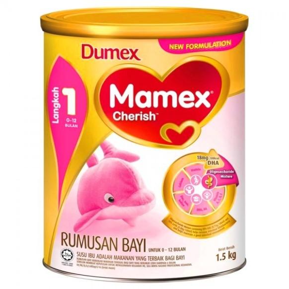 Susu Formula Dumex Mamex