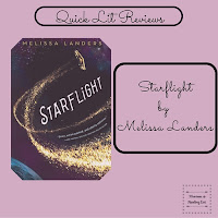 Starflight by Melissa Landers  A Quick Review on Reading List