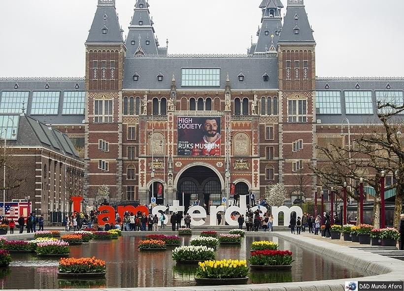 Museumplein - O que fazer em Amsterdam: 28 atrativos