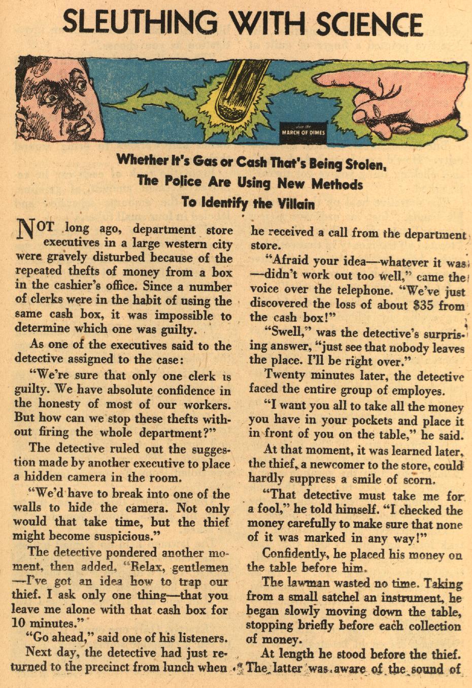 Read online Detective Comics (1937) comic -  Issue #229 - 25