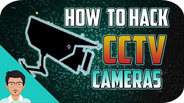 Cara Hack Camera CCTV