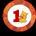 Winnie the Pooh: Tierno Kit de Primer Año para Imprimir Gratis.