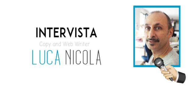 intervista luca nicola blogger copywriter