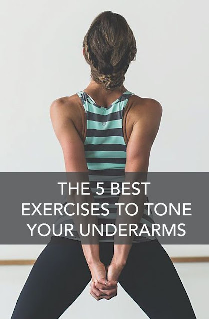 The 5 Best Exercises to Tone Your Underarms